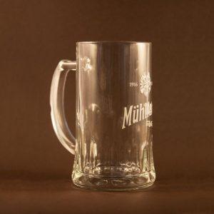Bier Krug Mühltaler 0,5 l