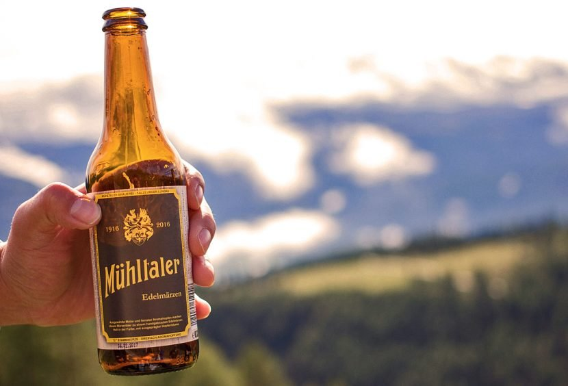 Mühltaler Märzen Bier