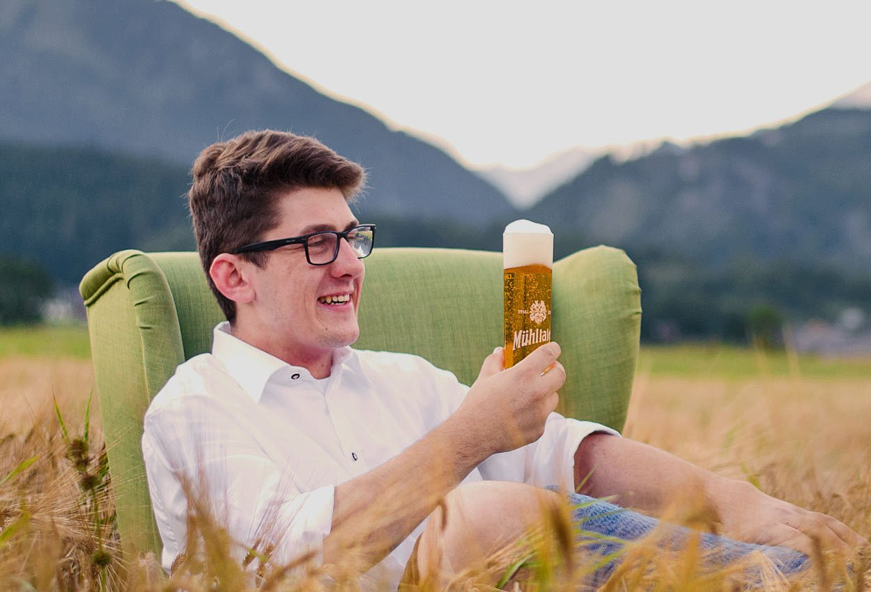 Bier Verkostungen Mühltaler Bier